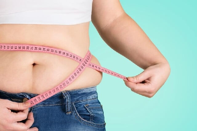 How to lose belly fat naturally?