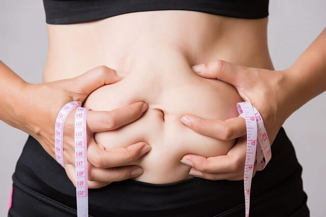 How to get rid of different types of belly fat?