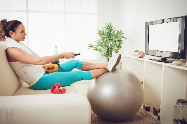 Lazy ways to lose weight without exercise